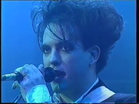 The Cure Catch, Why Can't I Be You, Hot Hot Hot Live The Tube 1987