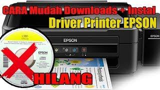 Cara Install Driver Printer Epson L3110 - Самые лучшие видео