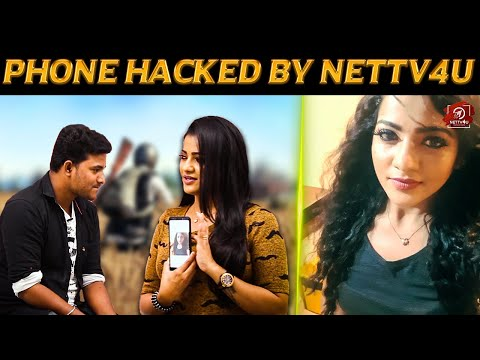Exclusive Interview With VJ Chitra | What's On My Phone