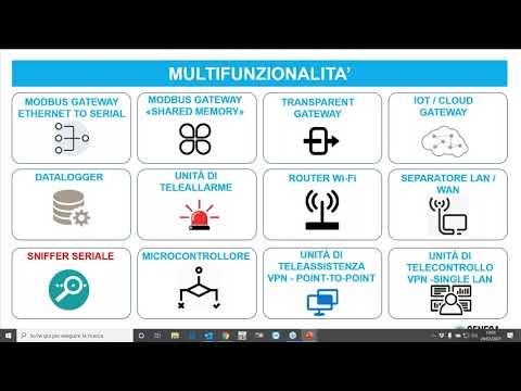 Cloud Computing, HMI, Industria 4.0, Internet of things