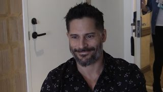 Joe Manganiello on MAGIC MIKE XXL, a 3D Sequel, Bodyguarding for Tyrese, and More