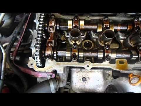 Фото к видео: Регулировка клапанов на Nissan AlmeraN15