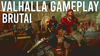 Assassin's Creed Valhalla Gameplay is BRUTAL!