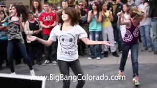 Flash Mob: Jefr Tale and Big Bang's Ten Minute Rave - April 28, 2011 Flash Mob Denver