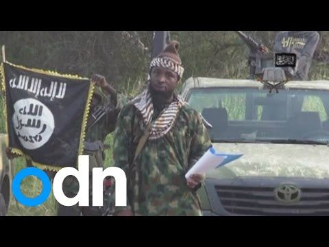 Video of 'dead' Boko Haram leader telling Nigeria 'I'm still alive'