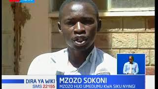Makundi mawili yakabiliana kutoka kaunti ya Uasin Gishu kwa sababu ya nafasi sokoni