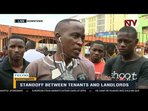 ON THE GROUND: Police deploys at Seroma plaza following standoff over parking fees
