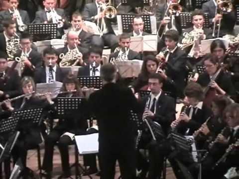 Union Musical de Lliria. Homenaje Pablo Sanchez Torrella. Sinfonia NO.1 Thomas Trachsel