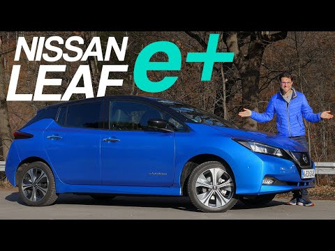Nissan Leaf e+ FULL REVIEW 2021 - high range, low price?