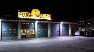 preview picture of video 'Flugbjörgunarsveitin í Reykjavík Flugeldamarkaður 2013'
