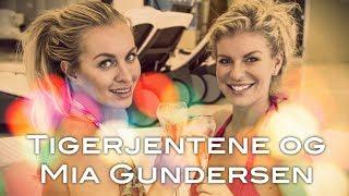 Tigerjentene på ekstremsporttur med besøk fra Mia Gundersen