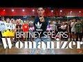 Britney Spears - Womanizer - choreography by - Brooklyn Jai