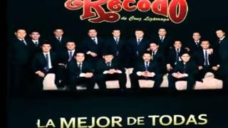 Banda El Recodo - La Mejor De Todas (Descargar Álbum Completo)