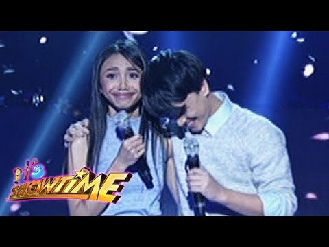 It's Showtime: Maymay and Edward sing