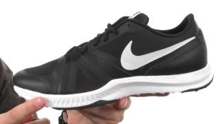 Nike Air Epic Speed Men's Training Shoe video