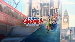 Sherlock Gnomes Film Trailer