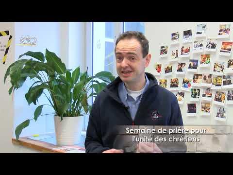 Père Antoine Paumard - Semaine pour l'unité des chrétiens 2020