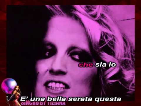 , title : 'AMORE - RICCARDO COCCIANTE E MINA  DUETTO BASE MUSICALE KARAOKE CON TESTO'