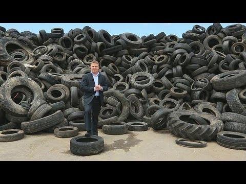 Da polvere a barriera anti-rumore, lo pneumatico diventa materiale eco-compatibile - business planet