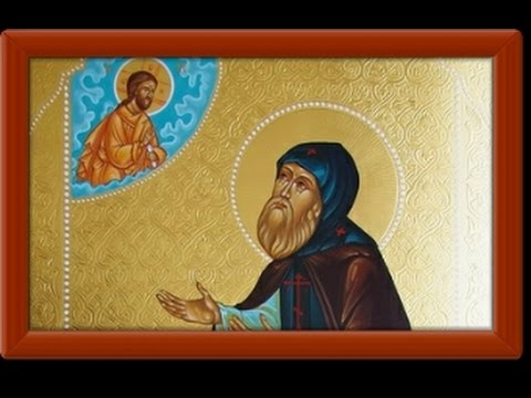 Преподобный Иринарх, затворник Ростовский - 26 января.