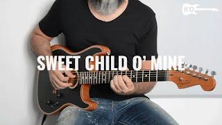Guns N Roses - Sweet Child O Mine - Acoustic Guitar Cover By Kfir Ochaion - Fender Acoustasonic