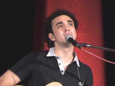 Abel Pintos por una gota de tu voz...11-10-2009