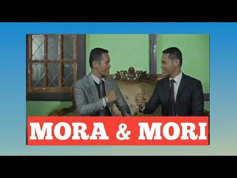 QNET // KESAKSIAN POLISI KEMBAR // MORA & MORI