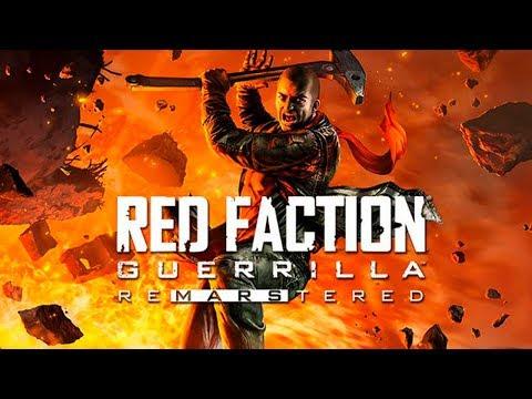 КРАСНАЯ БРИГАДА! - ПРОХОЖДЕНИЕ RED FACTION: GUERRILLA