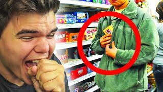 REACTING TO Shop Lifters Getting CAUGHT!