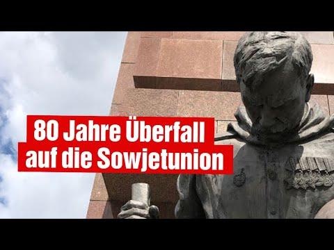 80 Jahre Überfall auf die Sowjetunion [Video] Veranstaltung der LINKEN