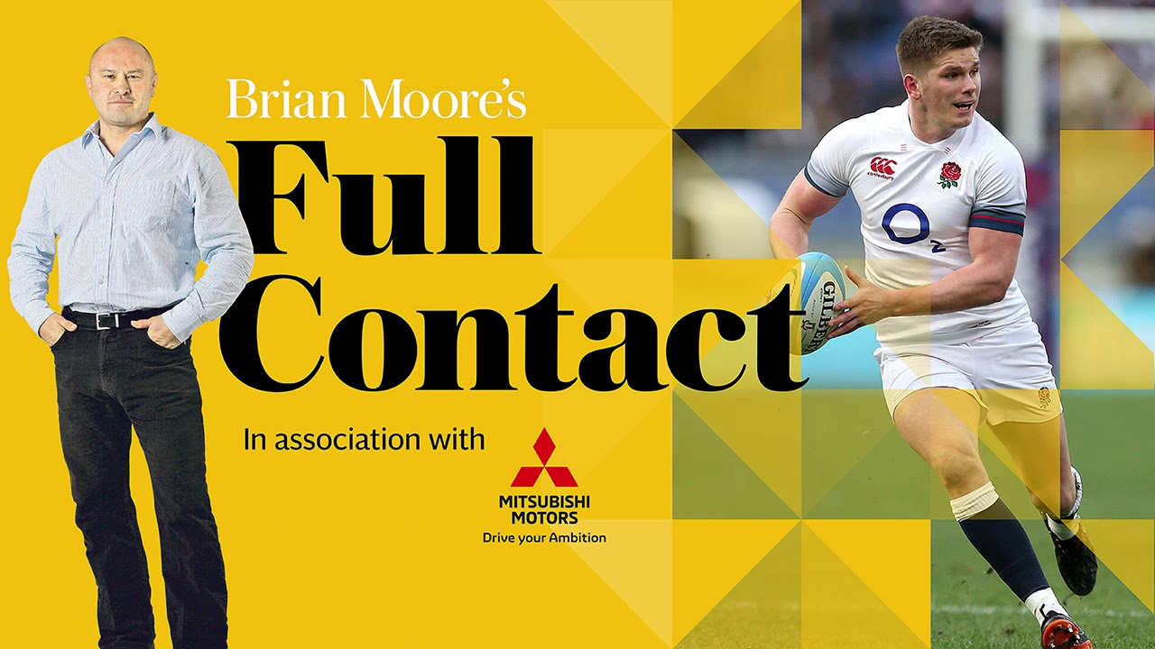 video: Brian Moore's Full Contact:Tom May - this England squad is good enough to win the most open World Cup in years