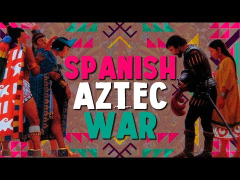 History Lesson: The Aztec-Spanish War