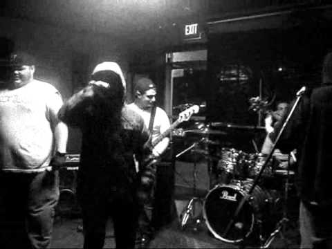 IN THE PATH OF TITANS LIVE AT SINCLAIR'S