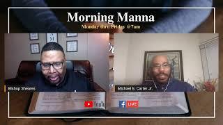 Morning Manna - 3/25/2021