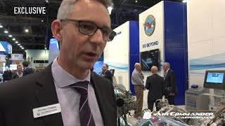 Interview with Nicolas Chabee VP Marketing and Sales - Pratt & Whitney Canada