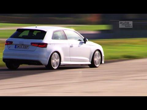 Audi S3: Ein halbstarker Angeber? - Fast Lap | auto motor und sport