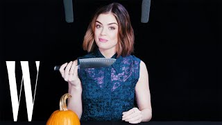 Lucy Hale Explores ASMR with Whispers and Sounds from the Scariest Horror Movies Ever | W Magazine