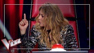 Paulina Rubio Y Antonio Orozco Se Pelean | Momentazo | La Voz Antena 3 2019