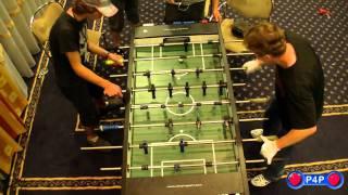 Hessische Tischfussball-Meisterschaft 2011 - Finale Offenes Einzel