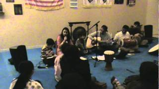 Artofliving satsang Your home is in my heart