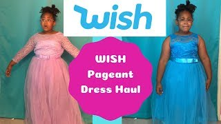 Wish Haul | National American Miss Pageant Dress