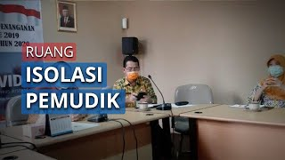 Pemkab Semarang Siapkan Ruang Isolasi Bagi Pemudik dari Luar Kota