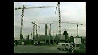 preview picture of video 'Chemnitz - Neuaufbau des Rathausumfeldes 1997 - 2001'