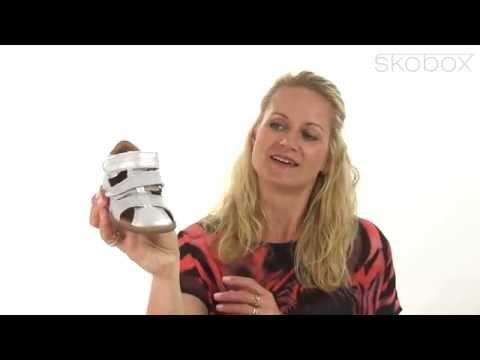 Skobox - Bundgaard sandal i skind og med lukket tå - Køb Bundgaard sandaler online