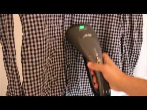 Reisebügeleisen Aicok Mini Dampfbürste Dampfglätter Test