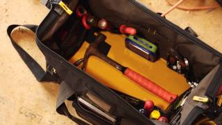 CLC Tech Gear Power Distribution Tool Bag