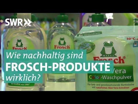 Frosch im Check