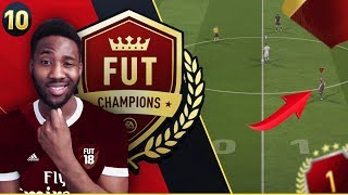 HOW TO STOP THE KICK OFF GLITCH!  - ROAD TO FUT CHAMPIONS - FIFA 18 ULTIMATE TEAM #10