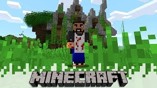 BUILDING A WORLD TOGETHER! - MINECRAFT - EP01