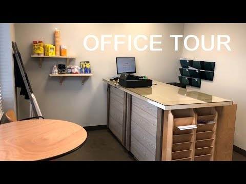 Event Rentals - Tour of My First Office
